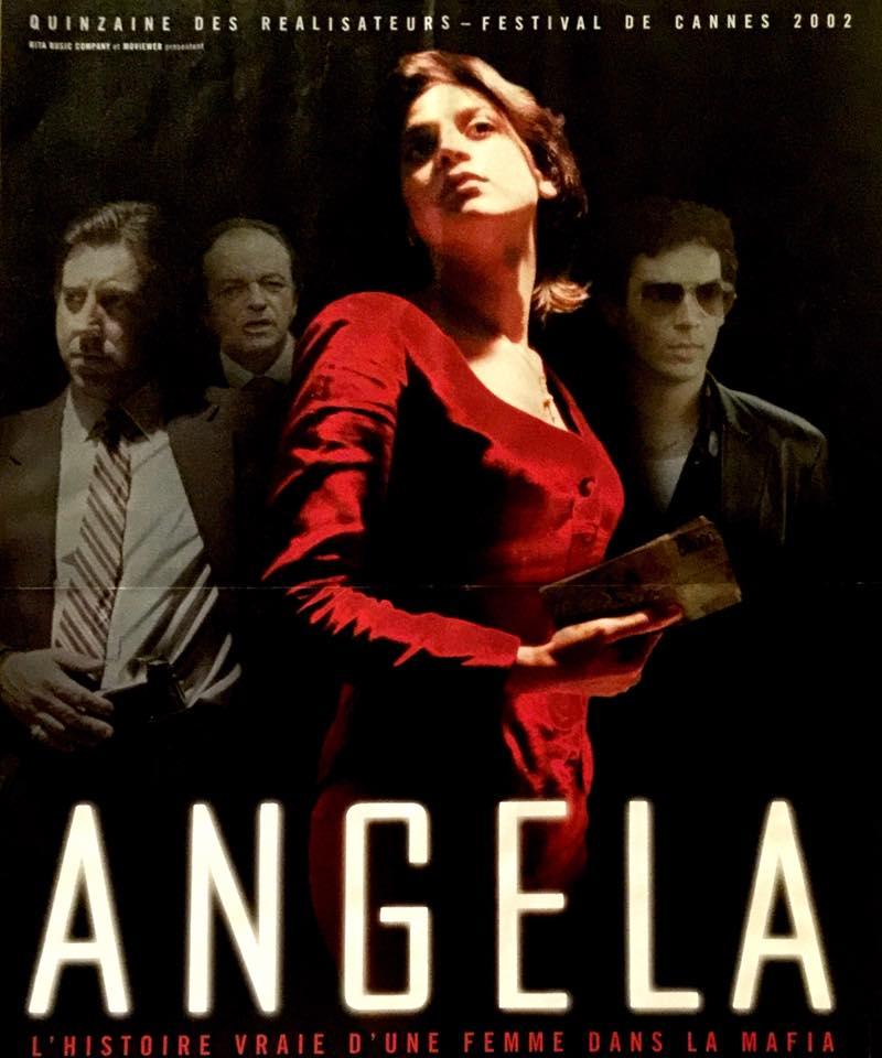 ANGELA , Manifesto Francia