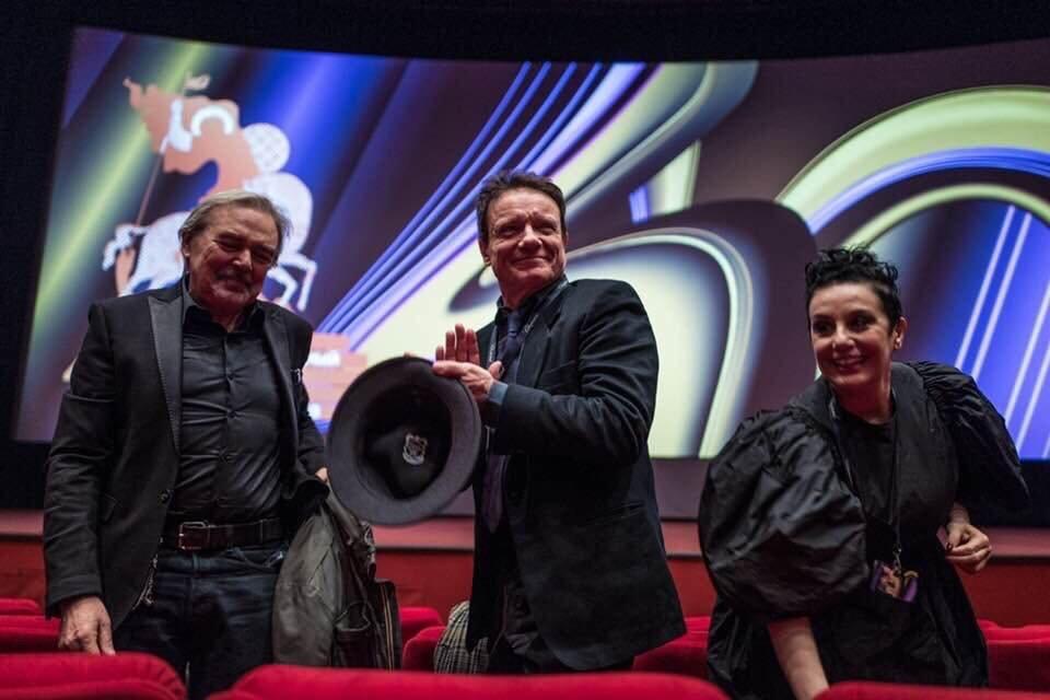 MOSCOW FILM FESTIVAL aprile 2018 -Roberta Torre Mauro Pagani Massimo Ranieri